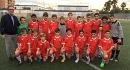 Amistoso de la Selección Sub-12 masculina contra el Roda el martes 5