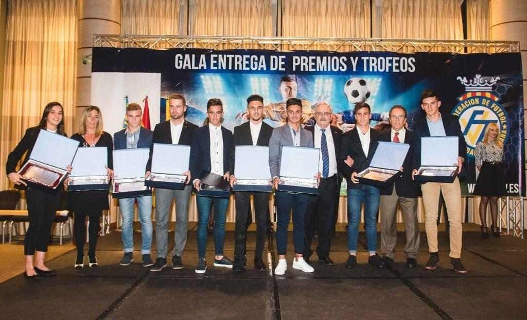 Premiados en la Gala 2015 | Foto: Adolfo Benetó / FFCV