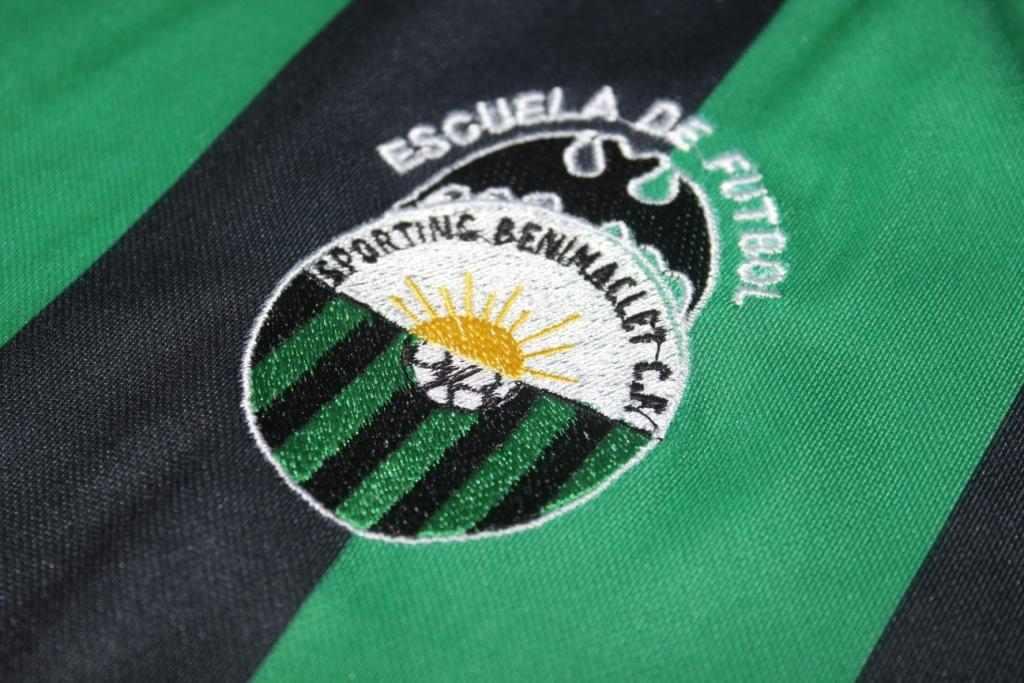 Escudo del club | Foto: Paco Polit