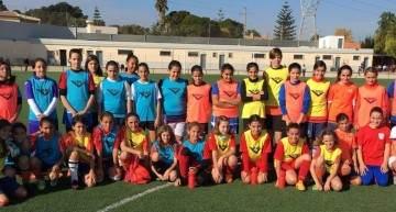 Convocatoria de entrenamiento en Castellón para la Selección FFCV Femenina Sub-12