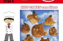 Aprende a cocinar tortitas para el desayuno este sábado en Ubik Café