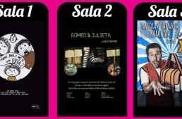 """Especial """"clásicos"""", 3 obras familiares a 3 euros cada una en el Microteatre"""