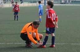 Ser árbitro de fútbol base es muy difícil… y si no les ayudamos, todavía más