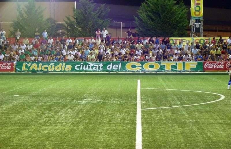 Estadio de Els Arcs | Foto: COTIF