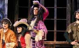 El musical de Peter Pan en el teatro Flumen