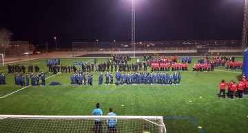 Arranca el I Torneo Esportbase & MTS CUP de fútbol base en La Pobla de Farnals