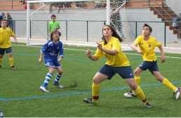 """Núria Rodríguez: """"Prefiero jugar con los chicos; a mi edad son más competitivos"""""""