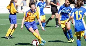 Cinco valencianas entrenarán con la Selección Española femenina sub-16