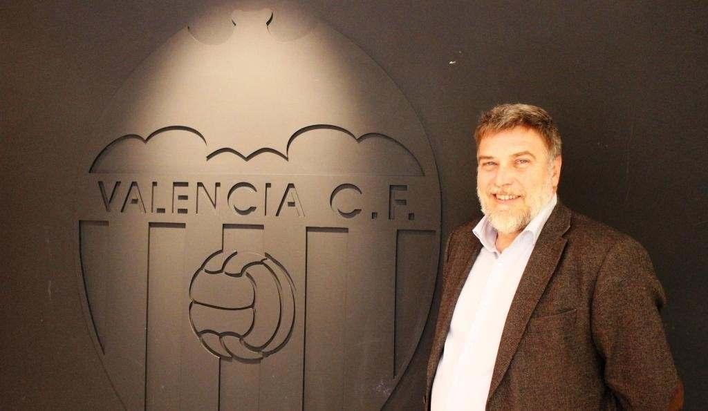 Pablo Mantilla, director general de la Fundación VCF | Foto: Paco Polit