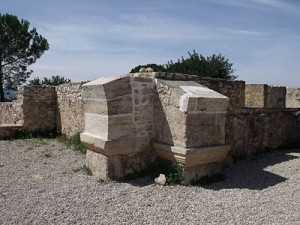 Yacimiento arqueológico Pla del Nadal