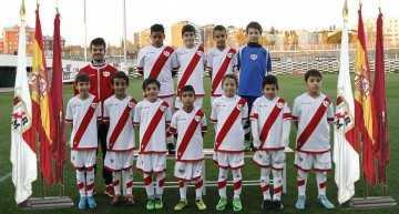 El Rayo Vallecano confirma su presencia en el I Torneo Esportbase & MTS Cup