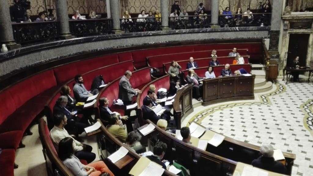 Pleno del Ayuntamiento de Valencia | Foto: Sporting de Benimaclet
