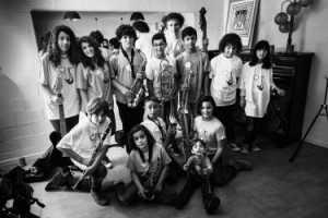 Jazz, rock&roll y pop con la música de la Sedajazz Kids Band en Loco Club