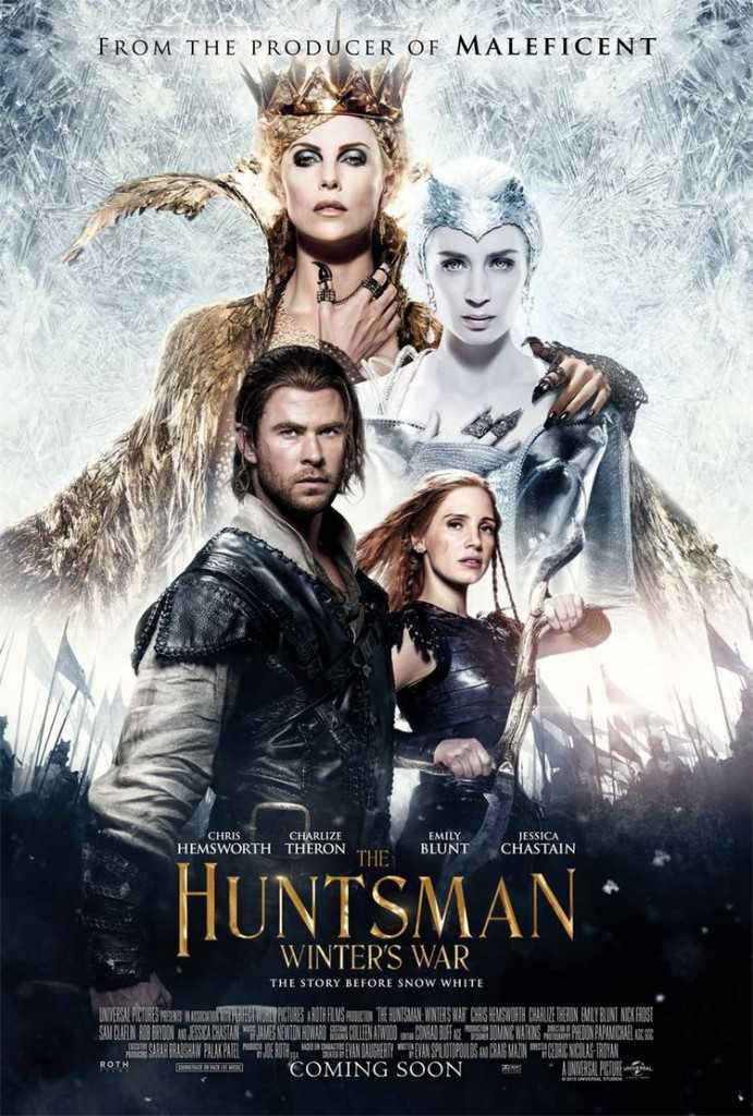 The+Huntsman+Winter's+War