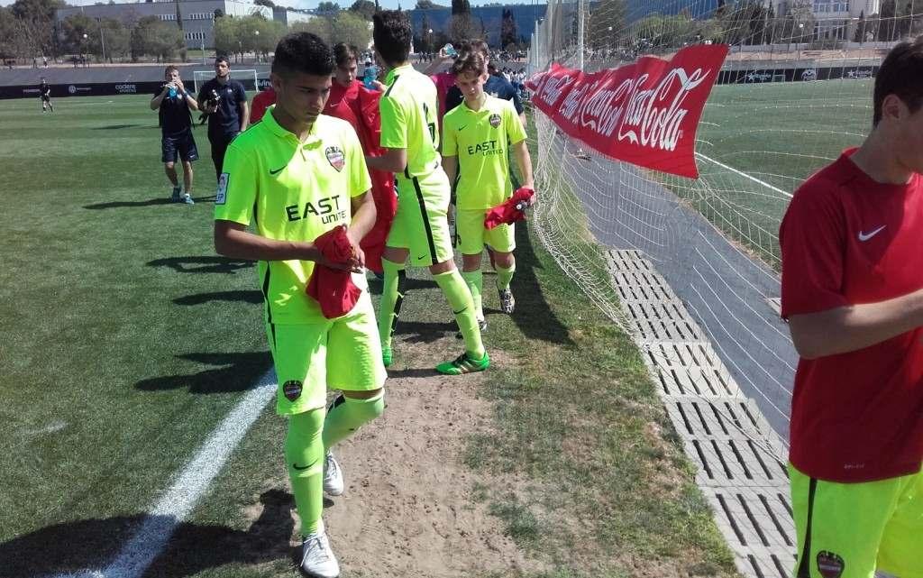 El Levante hizo un buen papel | Foto: FFCV