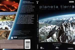 planeta tierra montañas