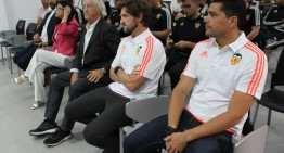 """Miguel A. Ferrer """"Mista"""": """"El trabajo de Alesanco está siendo muy bueno en la cantera, nos da mucha confianza"""""""