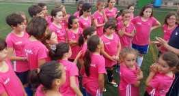 Clínic FFCV gratuito de fútbol base femenino el sábado 18 de noviembre en Buñol
