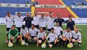 Valencia CF en el Torneo todos Jugamos