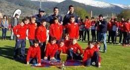 El Levante gana la liga en el Grupo A1 Prebenjamín
