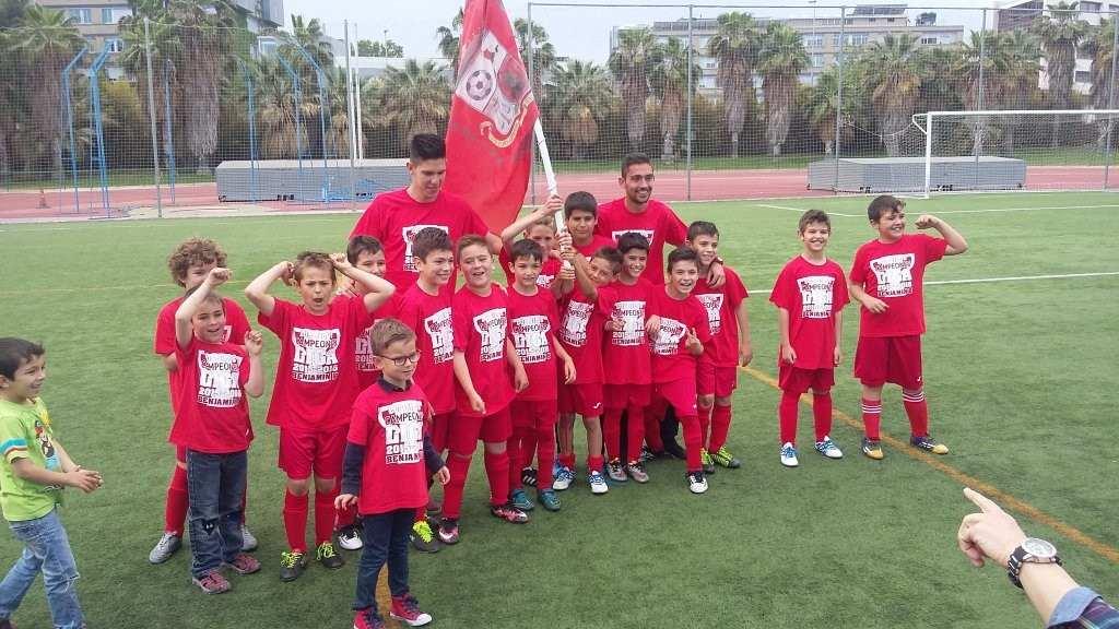 Los Silos es el campeón del Grupo B3 Benjamín | Foto: Paco Almenar