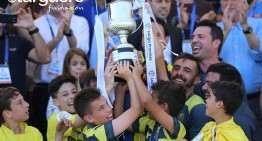 El Villarreal triunfa como 'local' en el XXV Torneo LaLiga Promises 2016