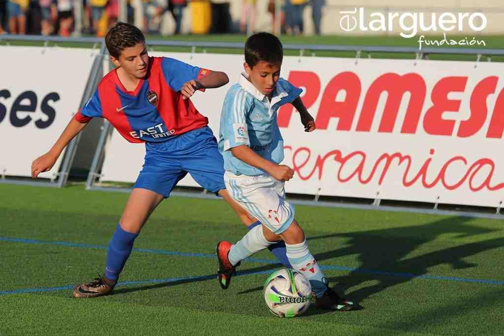 El Levante empató ante el Celta | Foto: Fundación El Larguero