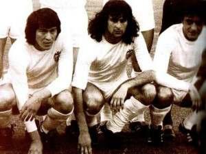 Darío Felman con Mario Alberto Kempes | ARCHIVO VCF
