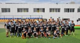 El IV Clínic de porteros Ciudad de Castellón es todo un éxito