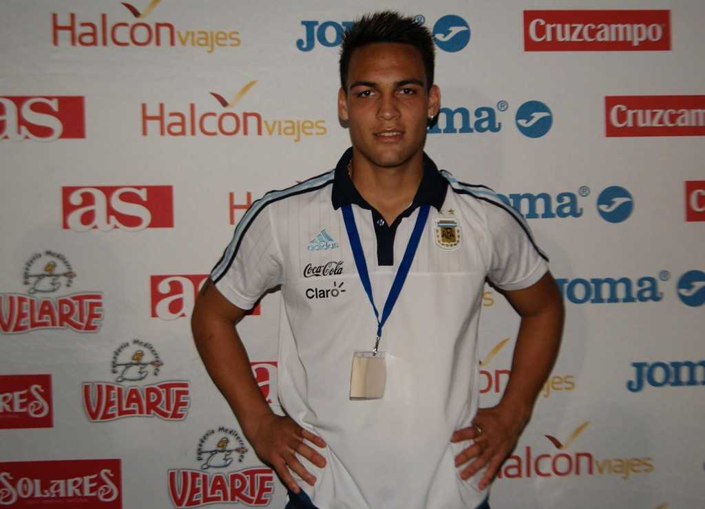 Lautaro Martínez, MVP del COTIF 2016 | Foto: COTIF