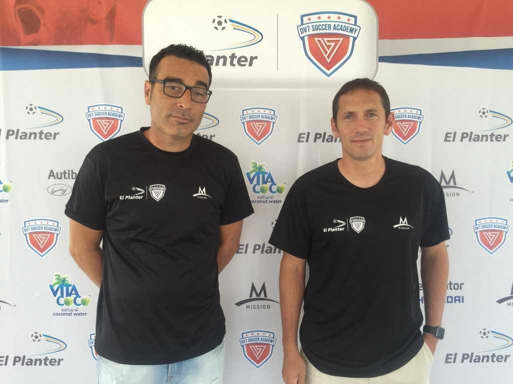 Carlos de Lera y Toni Astorgano | Foto: El Planter-DV7