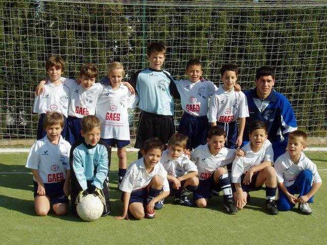 Jugadores del CFB Ciutat de Valencia |Foto: CFB Ciutat de Valencia