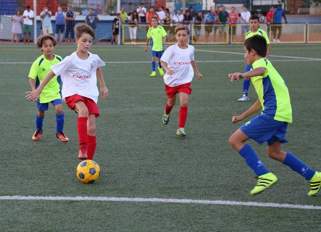 El plazo para inscribir equipos de f tbol 8 y segunda for Federacion valenciana de futbol