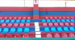 GALERÍA: El CDA San Marcelino remoza sus instalaciones antes del arranque de temporada