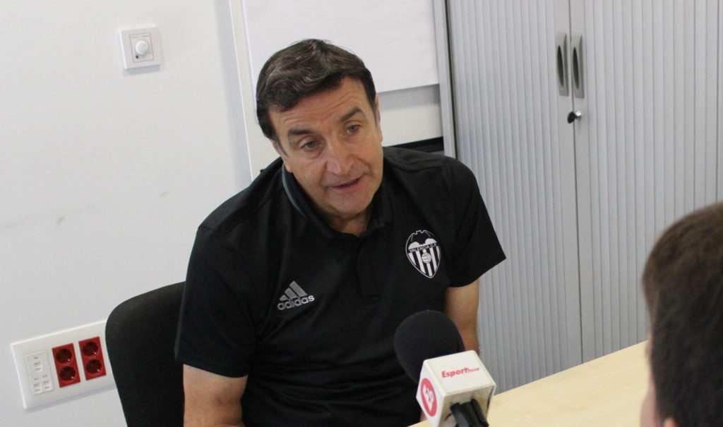 José Ramón Alesanco   FOTO: Sergi López