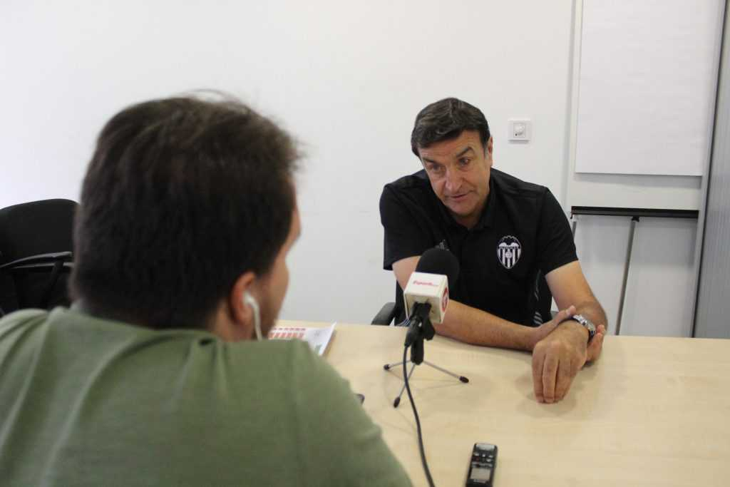 José Ramón Alesanco | FOTO: Sergi López