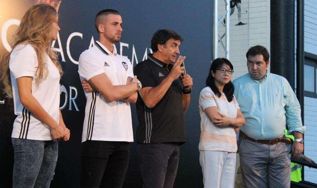 Sullastres, Jaume, Alesanco, Layhoon Chan y Vidagany | Foto: Paco Polit