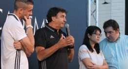 Alesanco queda como único hombre 'de fútbol' tras la huida de Suso García Pitarch