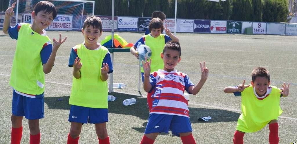 Jugadores de Benferri, durante un entrenamiento | Foto: Academia Benferri Vega Baja CF