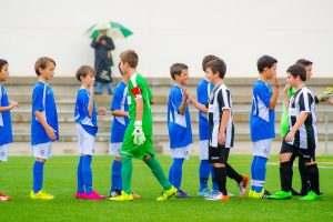Jugadores del Burriana | FOTO: Alberto Navarro Cantavella / burrianafutbolbase.com