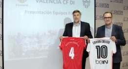 Caxton College y Fundació VCF acuerdan acoger al nuevo Valencia CF DI