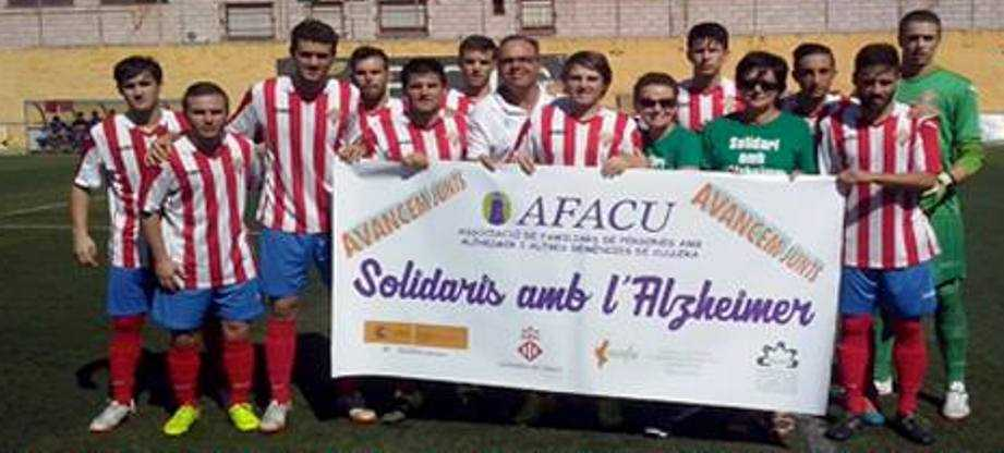 Imagen del CF Cullera la temporada pasada | Foto: CF Cullera