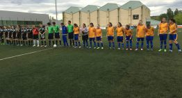 Nuevo entrenamiento de la Selección FFCV femenina Sub-16 y Sub-18 en Picassent