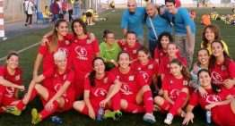 Duelo de poder a poder entre el Sporting Plaza Argel 'B' y Biensa CF Femenino (2-2)
