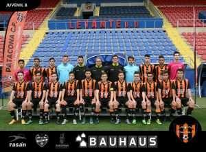 Juvenil B Patacona FC | FOTO: Club