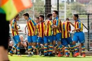 Juvenil DH Levante UD | FOTO: Levante UD