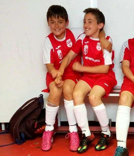 Antonio, a la izquierda, falleció el pasado día 12 | Foto: We FC
