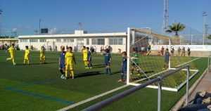 Benjamín del Atlétic Amistat Vs Villarreal CF | FOTO: Club