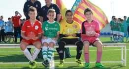 Conoce los primeros 8 clasificados Alevines para la Fase II de la VII Copa Federación