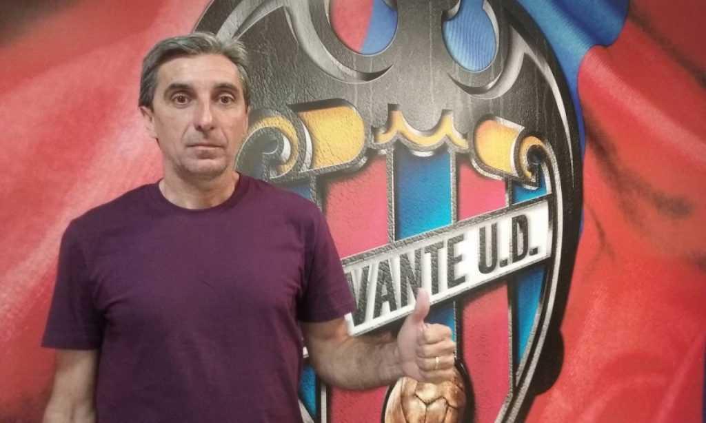 José Villalta | FOTO: Levante UD